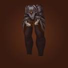 Wild Gladiator's Felweave Trousers Model