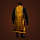 Embersilk Cloak, Cloak of Healing Rays, Cloak of Scintillating Auras, Cloak of Scintillating Auras Model