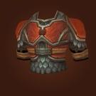 Canine Commander's Breastplate, Bear Oiled Chainmail, Chestguard of Bravery, Chestguard of Bravery Model