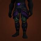 Ruthless Gladiator's Chain Leggings, Ruthless Gladiator's Chain Leggings Model