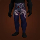 Dia's Nightmarish Leggings, Deathrattle Leggings Model