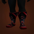 Dark Iron Boots, Inferno Tempered Boots Model
