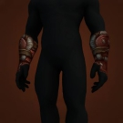 Tyrannical Gladiator's Mooncloth Gloves, Tyrannical Gladiator's Satin Gloves, Tyrannical Gladiator's Mooncloth Gloves, Tyrannical Gladiator's Satin Gloves Model
