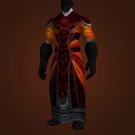 Vermillion Robes of the Dominant Model