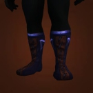 Fading Violet Sandals, Treads of Hideous Transformation Model