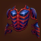 Primordial Bloodsoaked Breastplate Model