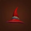 Red Pointy Hat Model