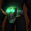 Glowing Felskull Belt Model