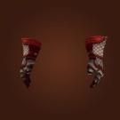 Grubbis Paws, Wrathfin Gloves Model