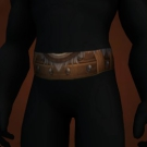 Sovereign's Belt, Vereesa's Silver Chain Belt, Sovereign's Belt Model