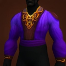 Shadowcast Tunic Model