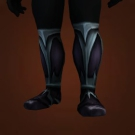 Enchanted Adamantite Boots Model