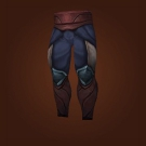 Leggings of Howling Winds, Kitsy's Knickers Model