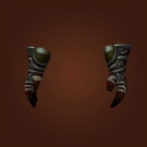 Tyrannical Gladiator's Scaled Gauntlets, Tyrannical Gladiator's Ornamented Gloves Model