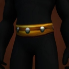 Cutthroat's Belt, Barbaric Belt, Murkblood Belt Model