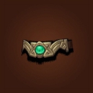 Crafted Malevolent Gladiator's Clasp of Cruelty, Crafted Malevolent Gladiator's Clasp of Meditation Model