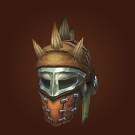 Ravaged Leather Helm Model