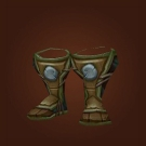 Tesslah's Ticking Treads, Contender's Wyrmhide Boots, Jinyu-Polished Boots, Hozen-Crafted Boots, Hozen-Stitched Boots, Ale-Boiled Boots Model