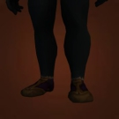 Blessed Cenarion Boots, Boots of Unnatural Growth, Boots of Unnatural Growth Model