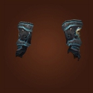 Relentless Gladiator's Dreadplate Gauntlets Model