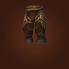Dragonrider's Tinkered Leggings, Daggerjaw Britches, Overgrowth Cutter Breeches, Teroclaw Britches Model