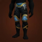 Pantaloons of Arcane Annihilation, Leggings of Channeled Elements, Leggings of Devastation, Corrupted Soulcloth Pantaloons, Corrupted Soulcloth Pantaloons Model