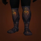 Bloodthirsty Gladiator's Boots of Alacrity, Bloodthirsty Gladiator's Boots of Cruelty Model