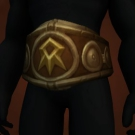 Titan-Forged Waistguard of Triumph Model