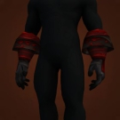 Bloodfang Gloves Model