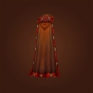 Destroyer's Cloak, Rageclaw Cloak, Chieftain's Cloak, Adventurer's Cape, Cloak of Bloodied Waters Model
