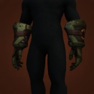 Grips of the Valiant Champion, Aura Focused Gauntlets, Savage Saronite Gauntlets, Gauntlets of Legion Devastation Model