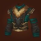 Crafted Malevolent Gladiator's Ironskin Tunic, Crafted Malevolent Gladiator's Copperskin Tunic Model