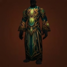 Heroes' Plagueheart Robe Model