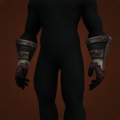Grievous Gladiator's Leather Gloves, Grievous Gladiator's Leather Gloves, Prideful Gladiator's Leather Gloves Model