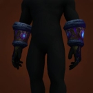 Cindersilk Gloves Model