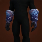 Khadgar's Gauntlets of Conquest, Gloves of Looming Shadow, Gloves of the Lifeless Touch, Gloves of Looming Shadow, Khadgar's Gauntlets of Triumph, Khadgar's Gauntlets of Triumph, Gloves of the Lifeless Touch Model