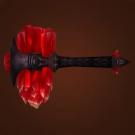 Brutal Gladiator's Bonecracker Model