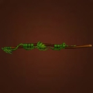 Draenic Wildstaff Model