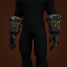 Ymirjar Lord's Gauntlets, Festering Fingerguards, Ymirjar Lord's Handguards, Throatrender Handguards, Veincrusher Gauntlets Model