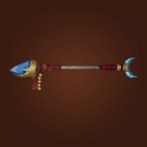 Karabor Arcanist Rod, Gorian Staff Model