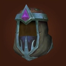 Vicious Gladiator's Mooncloth Helm, Vicious Gladiator's Satin Hood Model