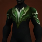 Fel Iron Chain Tunic Model