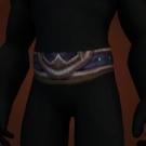 Guardian's Mooncloth Belt Model