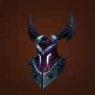Primal Combatant's Scaled Helm, Primal Combatant's Plate Helmet Model