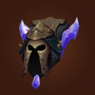 Crafted Dreadful Gladiator's Silk Cowl Model