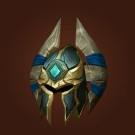 Helm of Thunderous Rampage, Peacebreaker's Heavy Helm Model