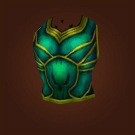 Auchenai Tracker's Hauberk, Breastplate of Rapid Striking Model