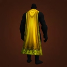 Brightcloth Cloak, Cloak of Fire, Infiltrator's Cloak Model