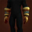 Force Imbued Gauntlets, Templar Gauntlets, Whiteknuckle Gauntlets Model