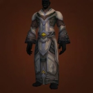 Bloodthirsty Gladiator's Mooncloth Robe, Bloodthirsty Gladiator's Satin Robe Model